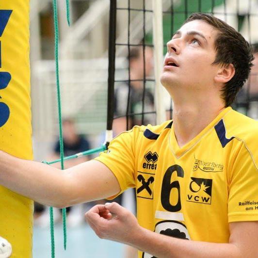 Sieg und Niederlage für VC Wolfurt in den Spielen gegen Salzburg.