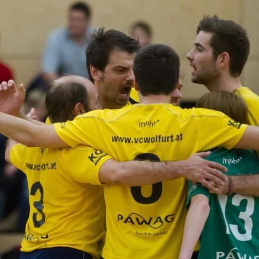 Der VC Wolfurt spielt in Innsbruck und hofft auf einen Sieg.