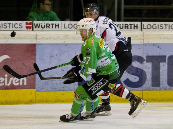 Der Schwede Linus Lundström kann für den Meister Bregenzerwald in dieser Saison nicht mehr spielen.