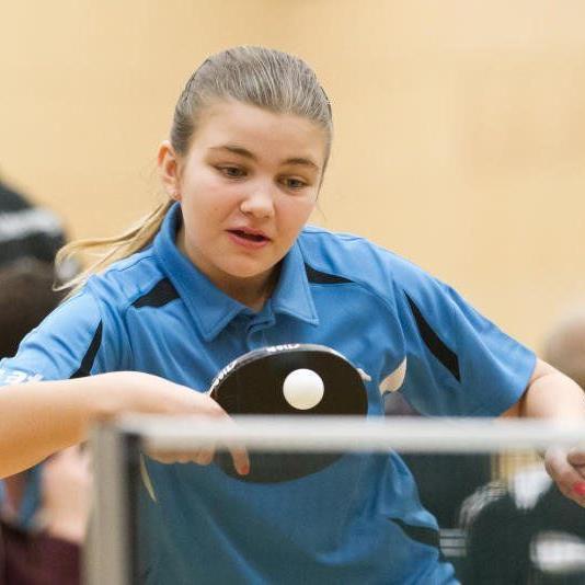 Die Altacherin Sarah Ender will ihren Vorjahres-Landesmeistertitel nun in der U-13-Klasse verteidigen.