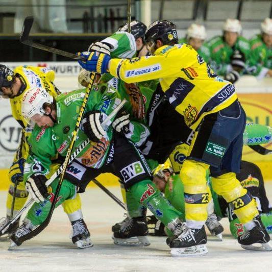 EHC Bregenzerwald schafft den Einzug unter die besten vier Teams in der INL.