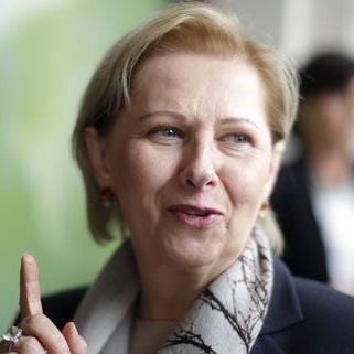 Nach dem Rücktritt von Brigitte Jank kommt es zur Kampfabstimmung.