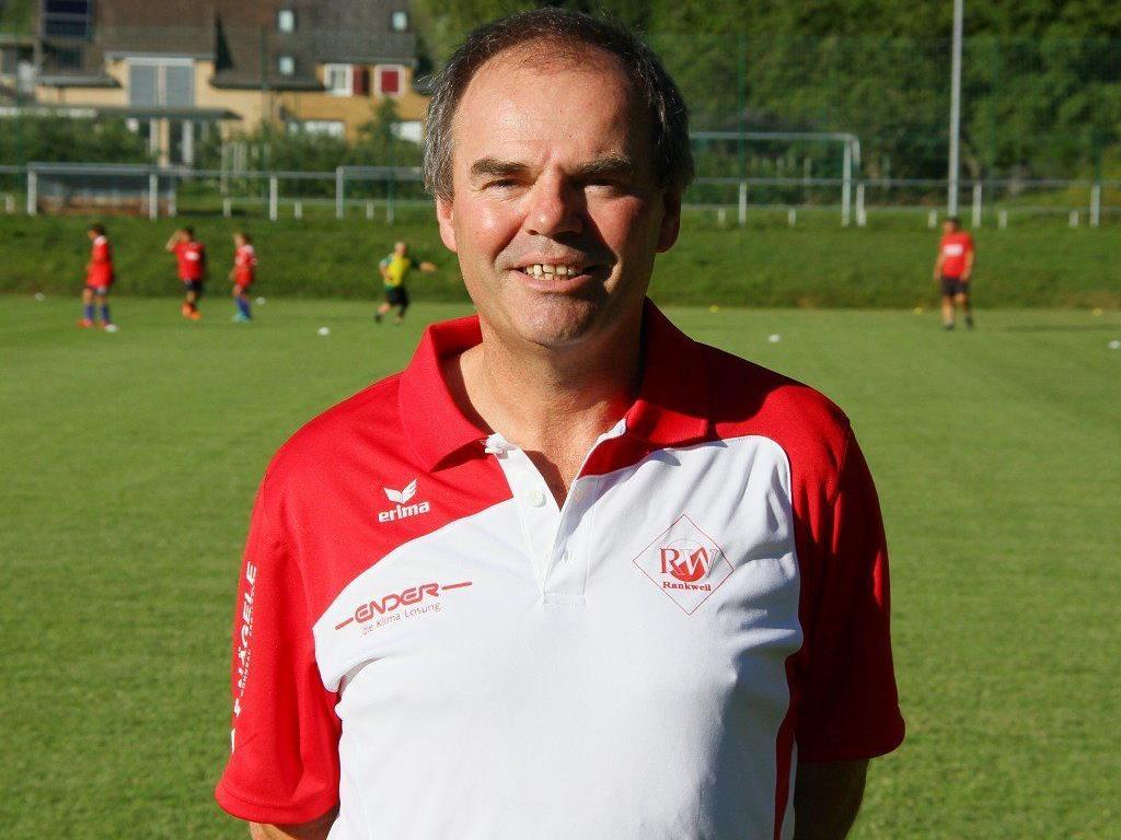 Herbert Wurzinger und Frank Flatz werden bis Saisonende die 1b-Mannschaft von RW Rankweil betreuen.