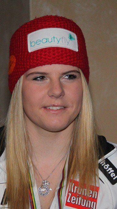 Die Nenzingerin Kerstin Nicolussi wurde in der ersten EC Abfahrt in Andorrau den neunten Platz.