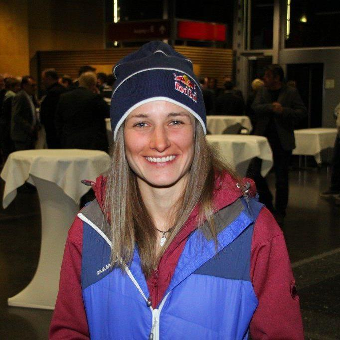 Nadine Wallner aus Klösterle verteidigt ihren WM-Titel im Freeride. Die Lecherin Lorraine Huber wurde Zweite.