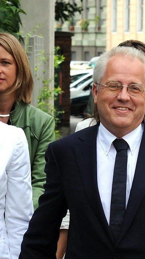 Hans-Peter Martin, hier bei der letzten EU-Wahl, zieht sich aus der Politik zurück.