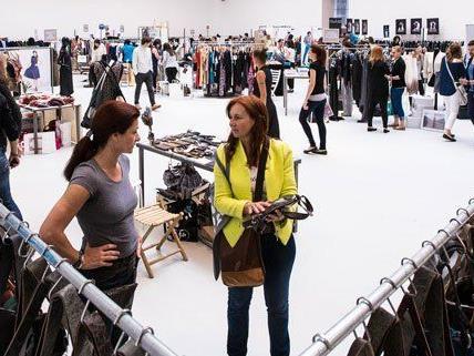 Vom 28. bis 30. März 2014 findet der Modepalast in Wien statt.
