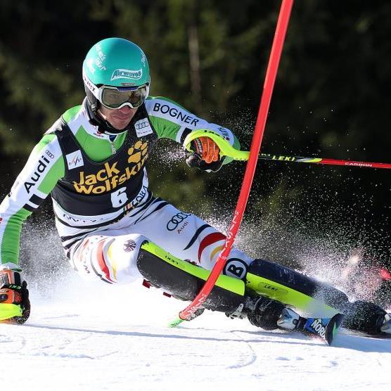 Neureuther übernimmt Führung im Slalom-Weltcup