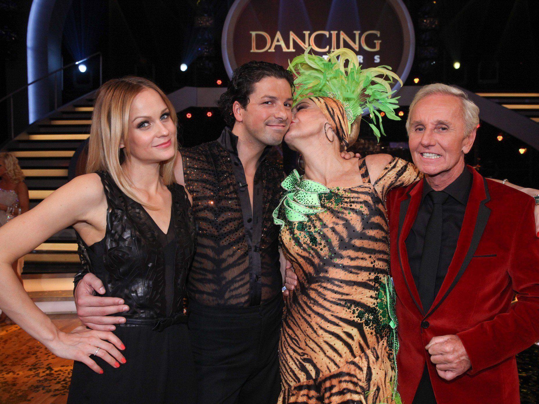 Erste Entscheidung bei der 9. Staffel der Dancing Stars