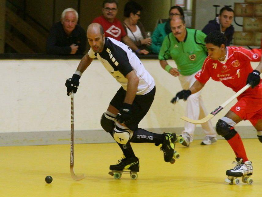 Der RHC Dornbirn gewinnt auch das Rückspiel in Uttigen und schafft die Finalteilnahme.
