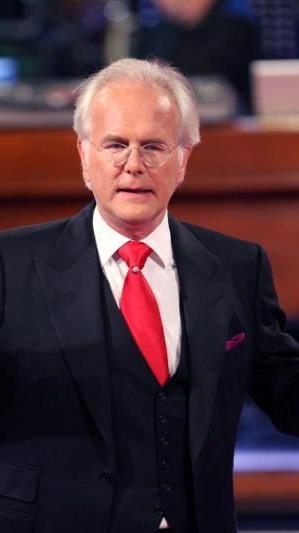 Harald Schmidt verabschiedet sich vom großen TV-Rummel.
