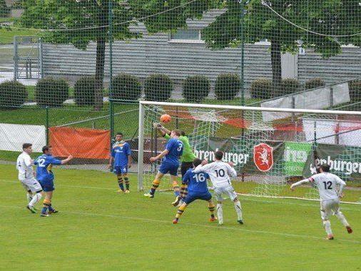 Der SCM Vandans verliert in Altenstadt mit 3:4