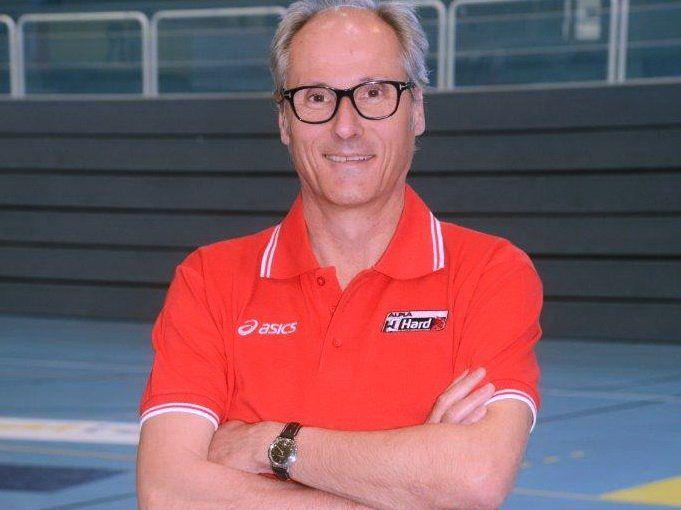 Neuer Geschäftsführer beim Meister HC Hard: Dieter Steurer übernimmt diese Funktion.