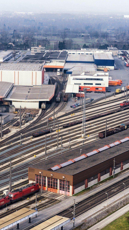 Neuer Vorarlberger Güterbahnhof Wolfurt wird größer als geplant - Terminalleistung wird verdoppelt.