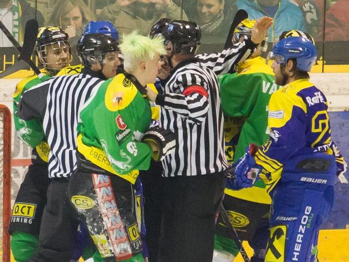 EHC Lustenau unterlag im Heimspiel dem EK Zell am See 4:6 und ist ausgeschieden.