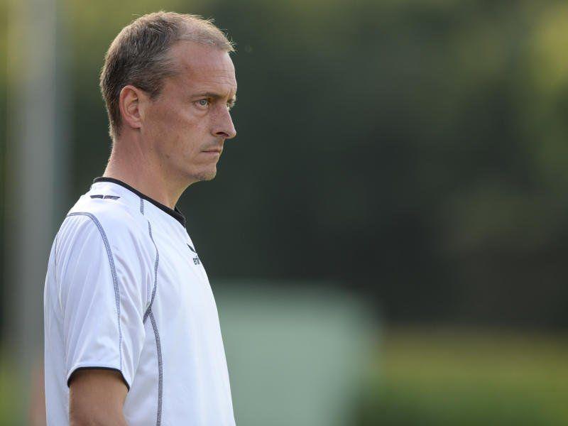Marco Pamminger ist nicht mehr Trainer der Frauenmannschaft von RW Rankweil.