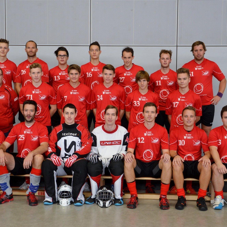 Das Unihockey Team Vorarlberg träumt vom großen Finale gegen Villach, aber es fehlen dazu noch zwei Heimsiege.