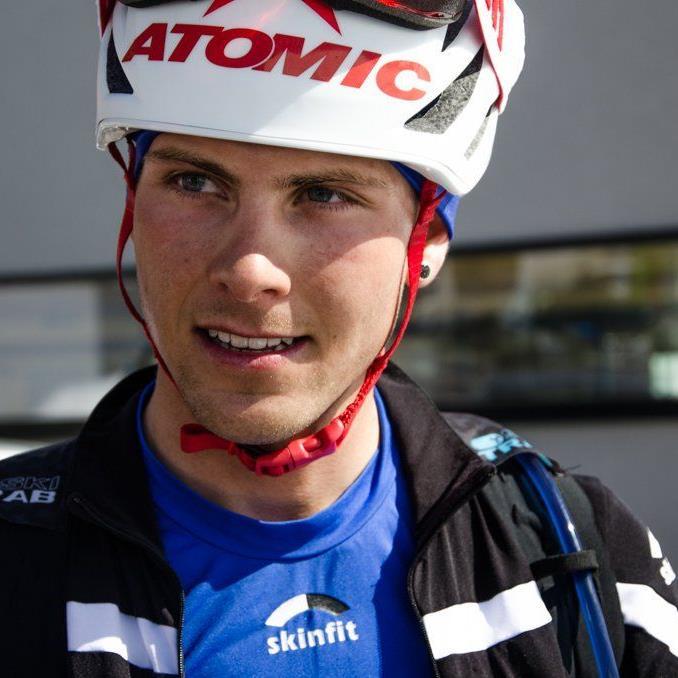 Der St. Gallenkircher Daniel Zugg feierte beim Tannberglauf in Warth einen überlegenen Sieg.
