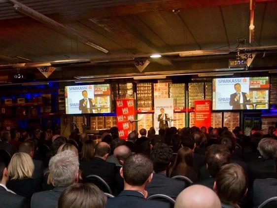 In diesem Jahr wird bei der Firma Künz in Hard das Top 100-Event über die Bühne gehen.