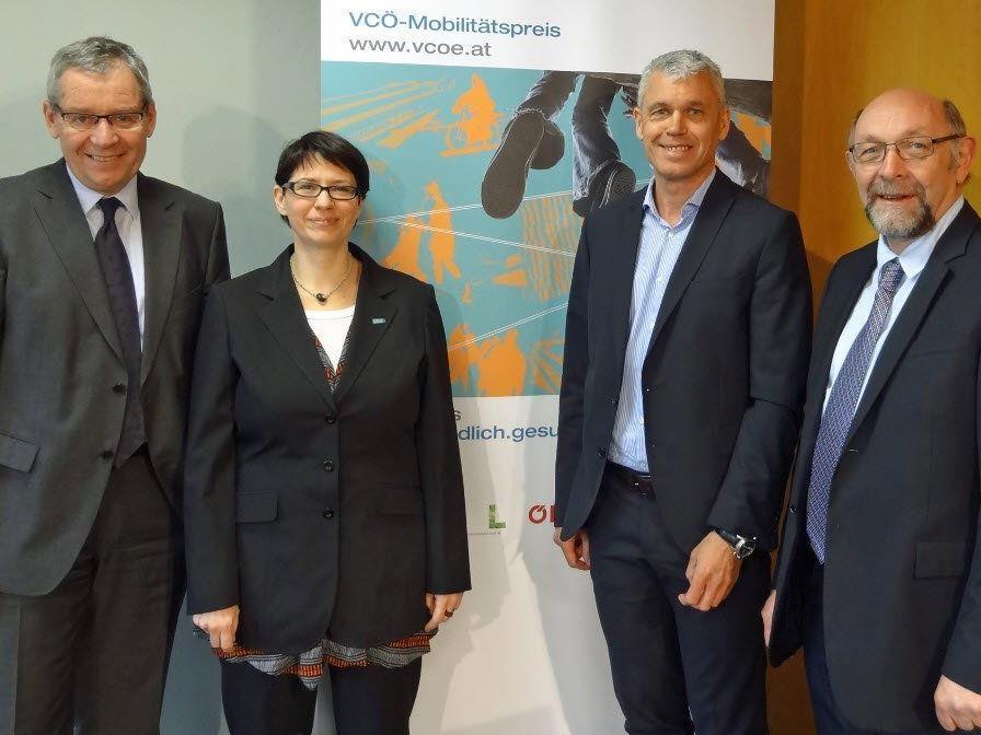 10. VCÖ-Mobilitätspreis Vorarlberg sucht bis 30. Juni 2014 innovative Mobilitätsprojekte