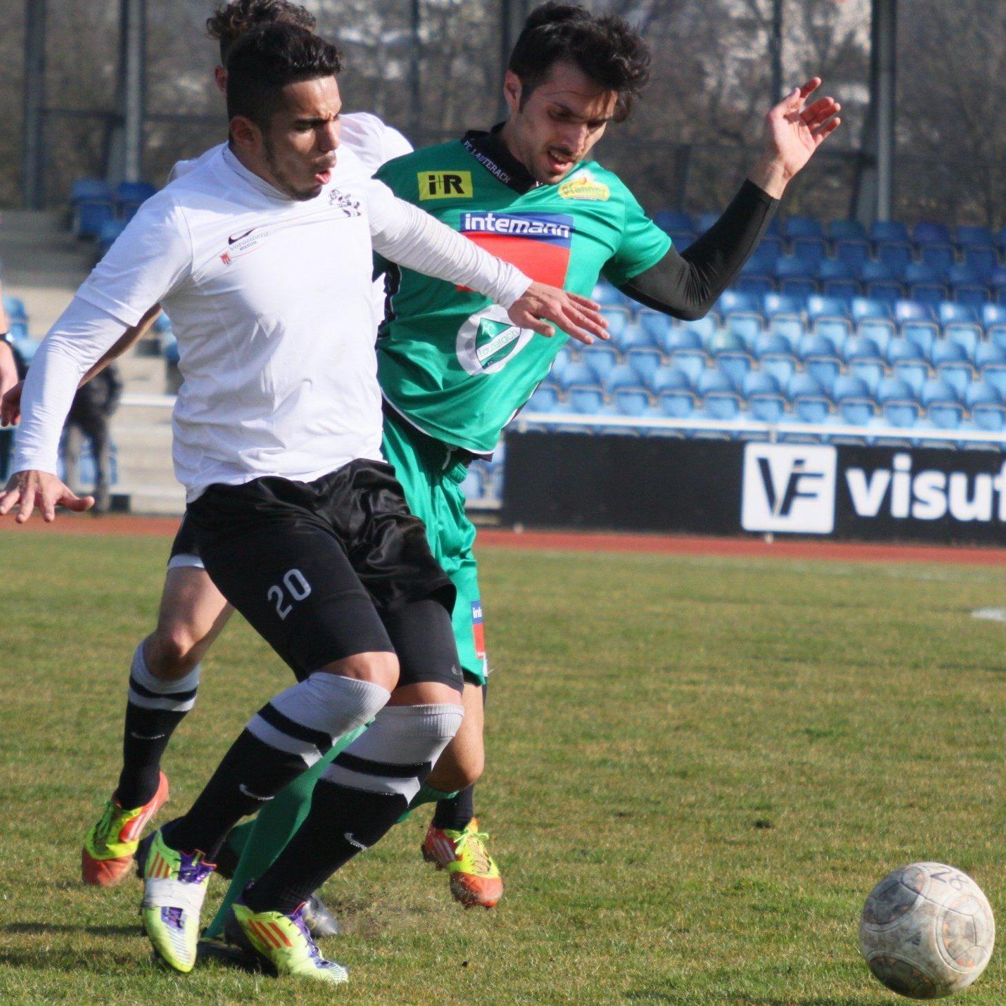 SW Bregenz-Stürmer Vinicius Gomes Maciel will bei seiner Rückkehr gleich im ersten Spiel ins Schwarze treffen.