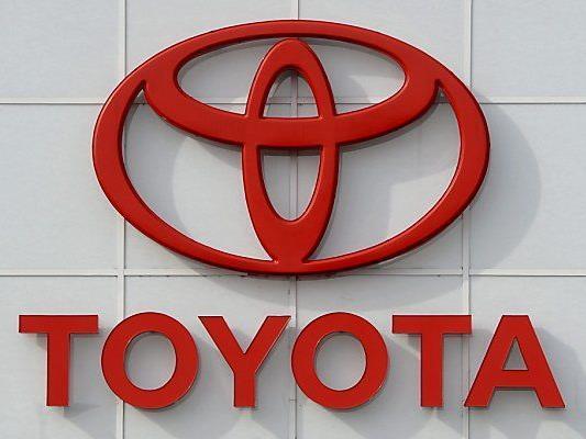Gleich vier Toyota-Modelle sind betroffen