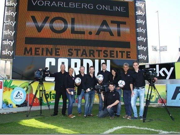 Ländle TV wird in Kooperation mit VOL.AT viele Livespiele präsentieren-