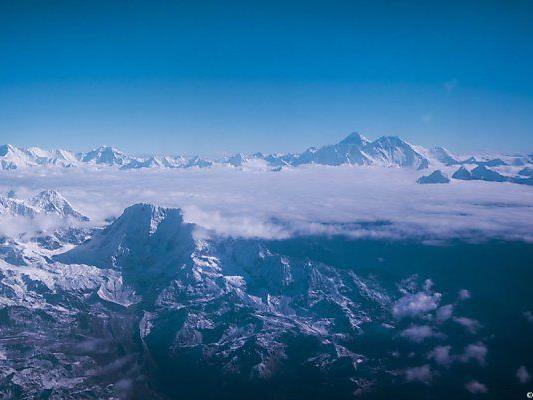 Der höchste Berg der Welt