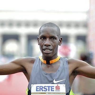 Der Kenianer hält seit 2012 den Streckenrekord