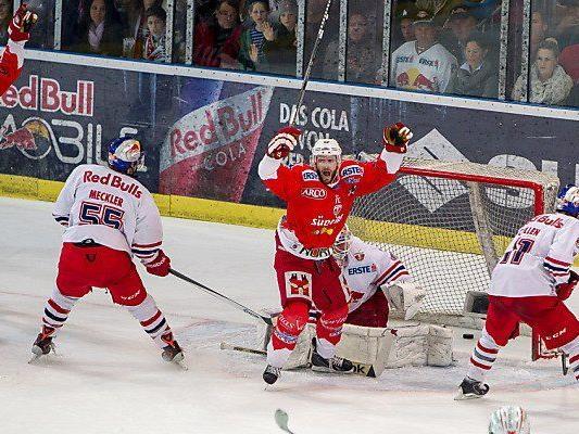 HC Südtirol schlug Salzburg in der Verlängerung