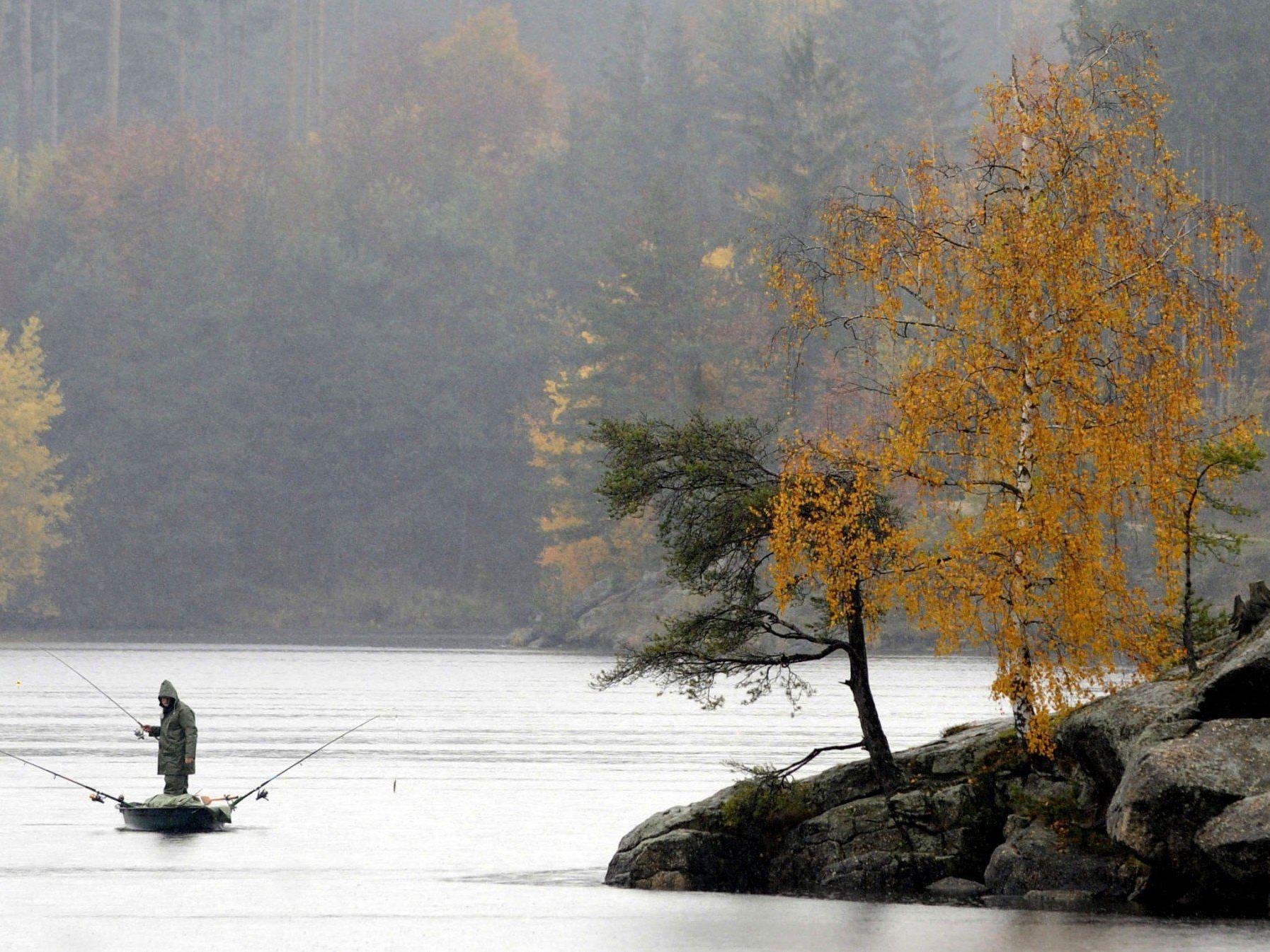 Einen ungewöhnlichen Fang machte Fischer in Norwegen.