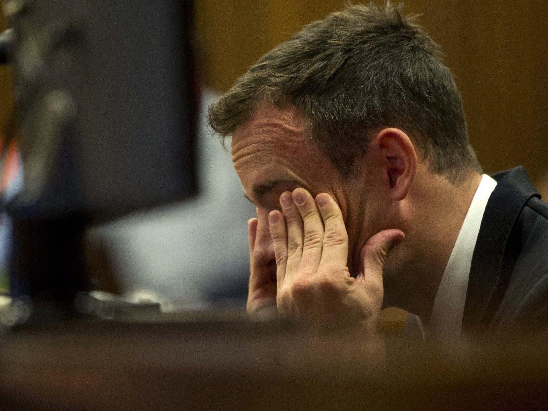 Südafrikanischer Sprinter setzte Aussage vor Gericht fort.