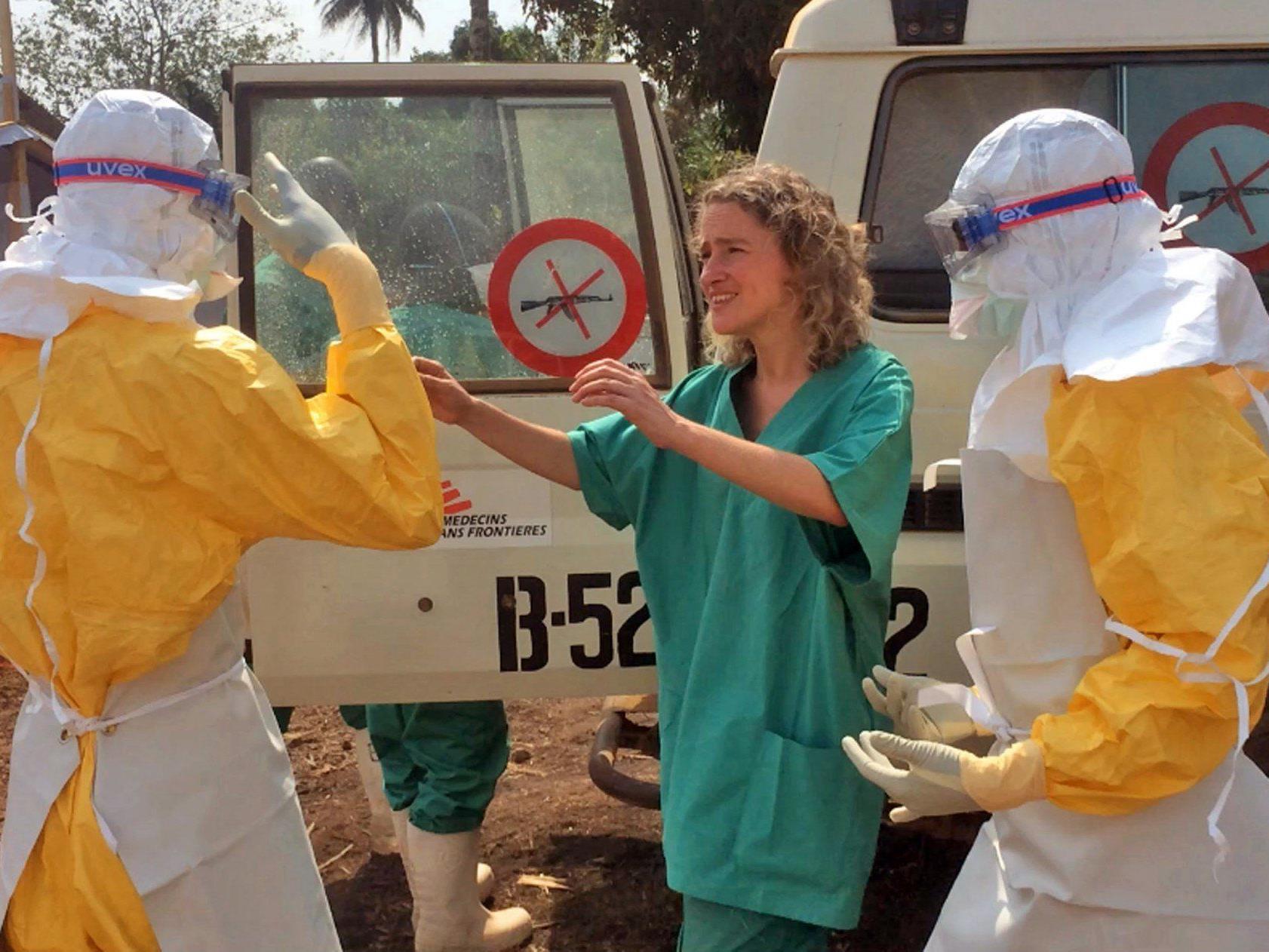 Die Zahl der Ebola-Toten in Guinea ist auf 83 gestiegen.