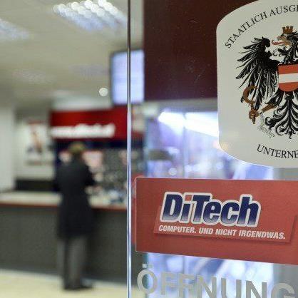 DiTech: Täglich eine Filiale zu - Hälfte der Mitarbeiter ausgetreten