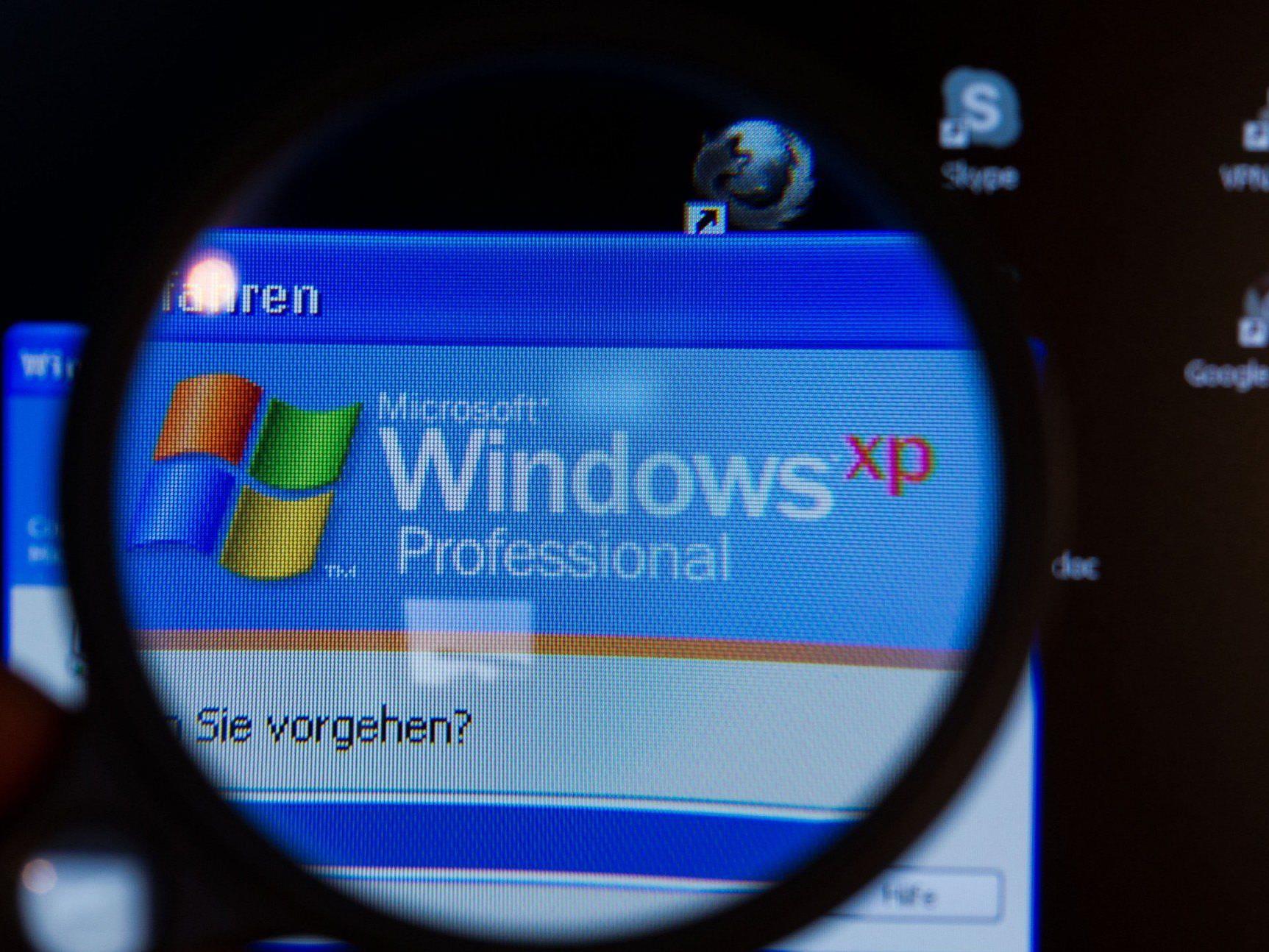 Gestern veröffentlichte Microsoft das letzte Sicherheitsupdate für Windows XP.