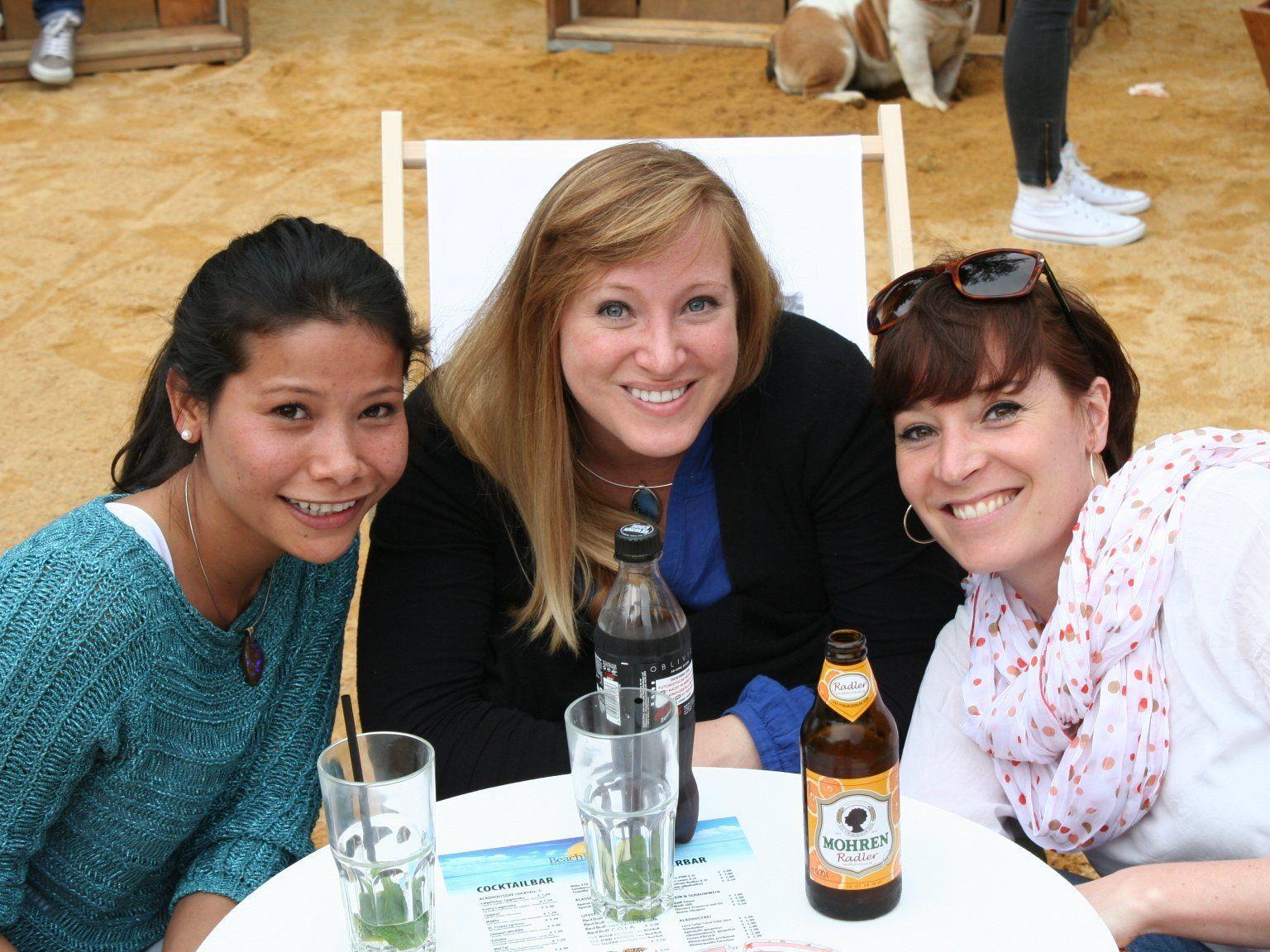 Beach-Bar in Bregenz wird eröffnet