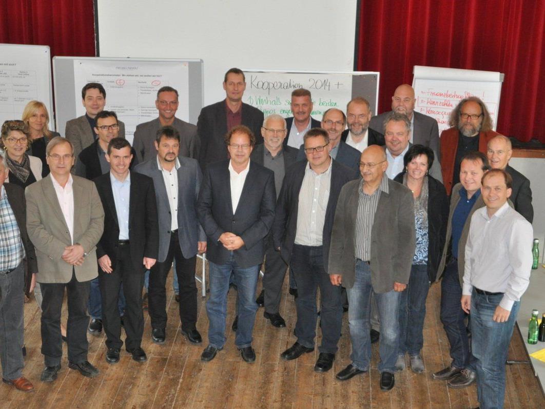 Bild: Bürgermeister-Workshop vom vergangenen Herbst.