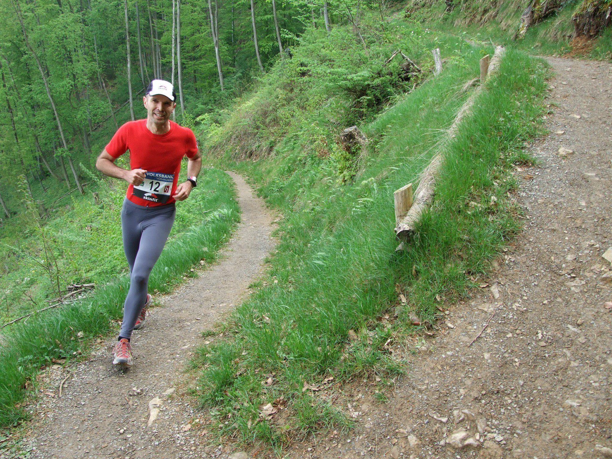 Die 7. Auflage des Hohenemser Schlossberglauf lockt die Topathleten in die Grafenstadt.
