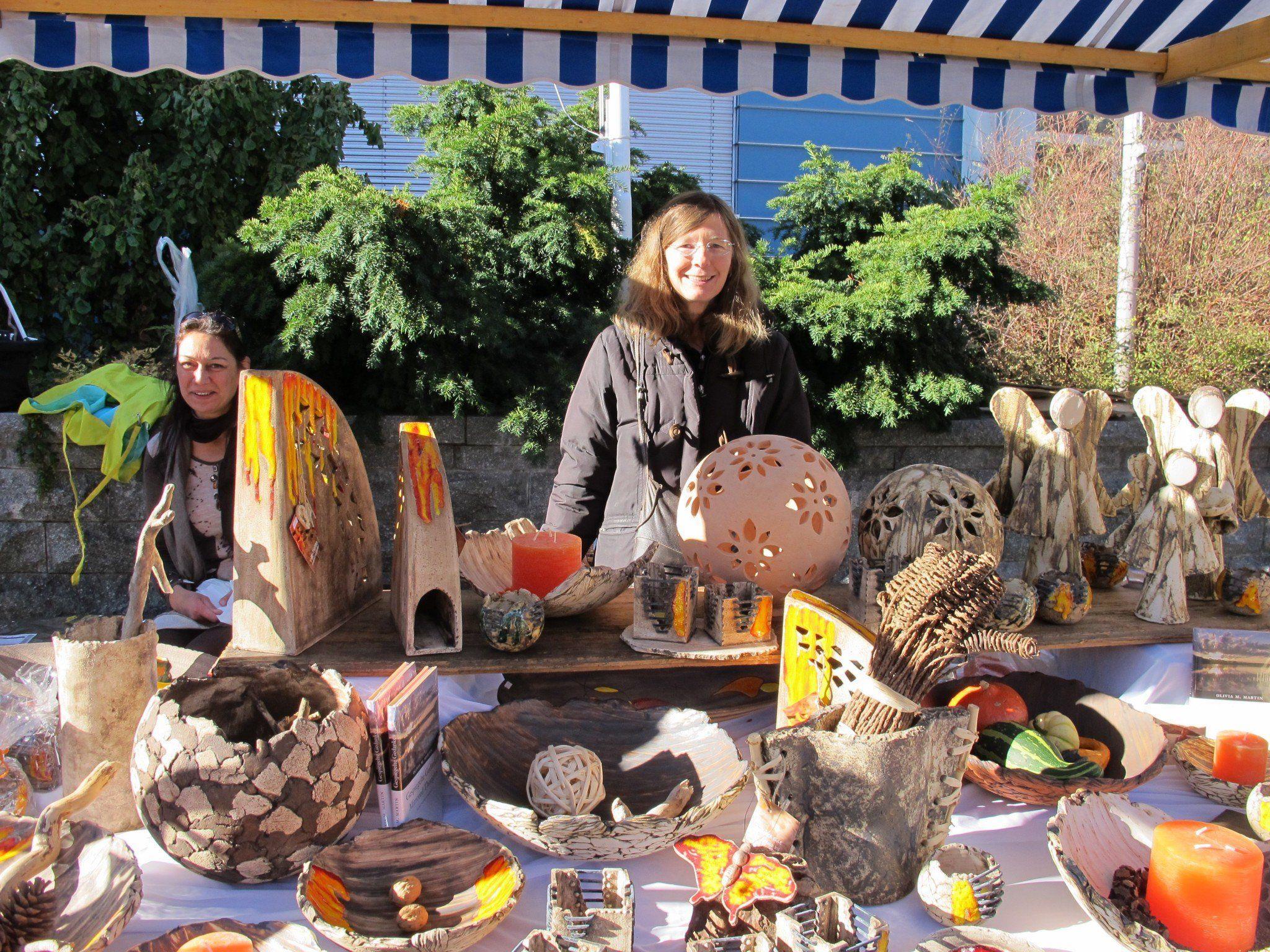 Insgesamt finden sechs Markttage in Vandans statt.
