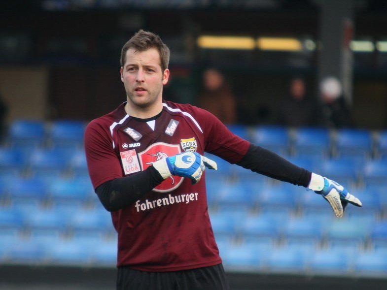 Dominik Seiwald steht ab dem Sommer für den FC Dornbirn zwischen den Pfosten.