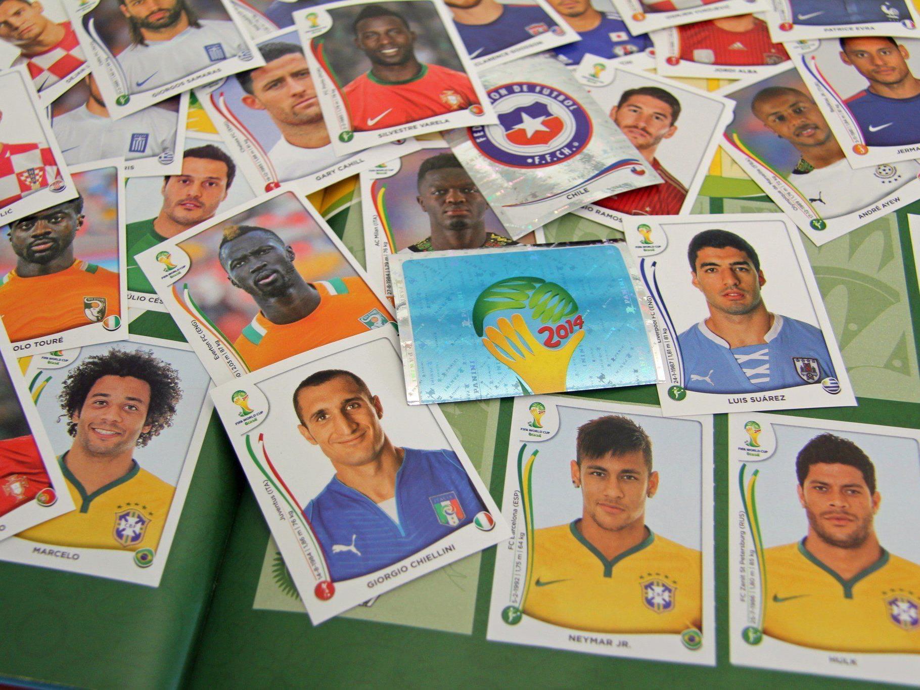 Millionen Sticker druckt Panini für die WM - und fürchtet kurzfristige Änderungen.