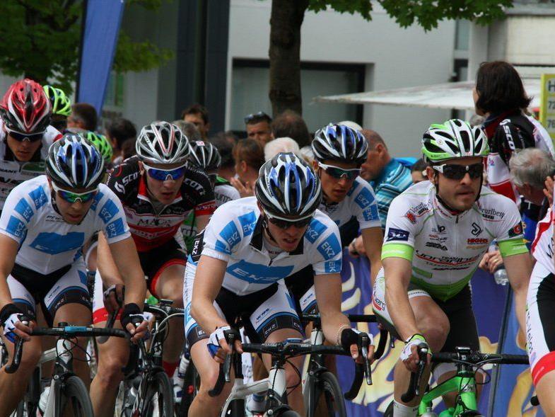Beim Vorarlberg Rad Grand Prix in Nenzing trifft sich die gesamte nationale Elite.