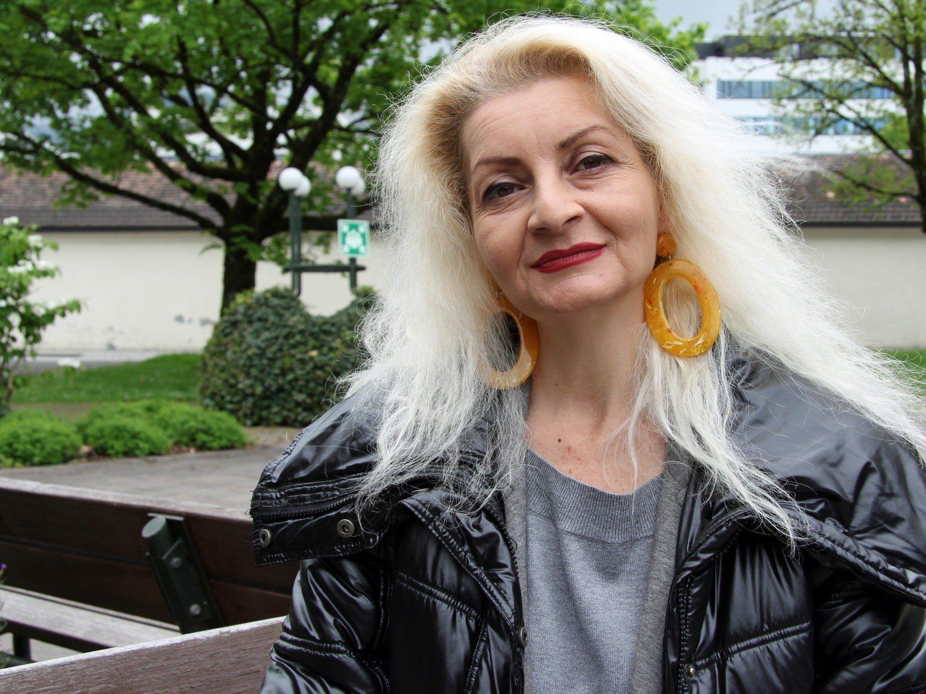 Jilda Kiyici sucht seit 2008 einen Job im Modebereich. Zu alt fühlt sich die 46-Jährige nicht.