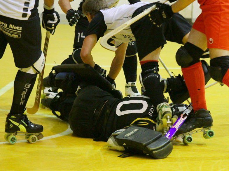 Packende Derbyszenen gibt es am Staatsfeiertag in der Hockeyarena Wolfurt.
