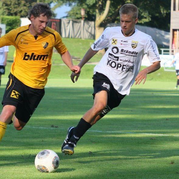 Zweikämpfe zwischen Höchst-Verteidiger Martin Hämmerle und Altach Kaderspieler Julian Erhart könnte es geben.