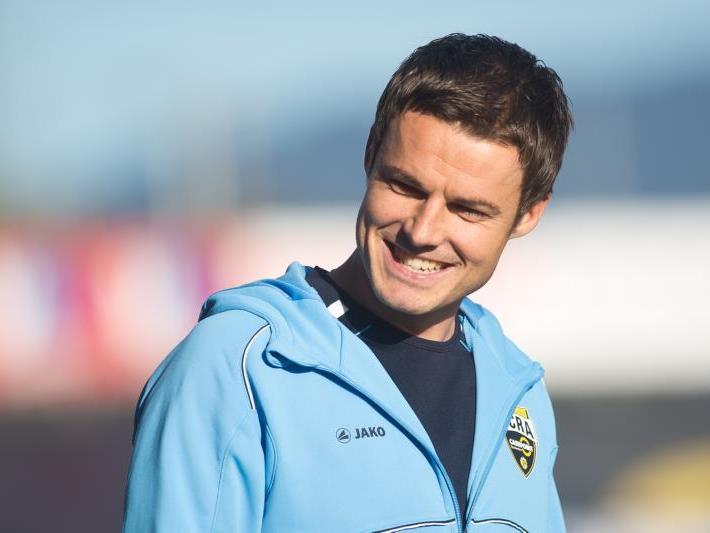 Werner Grabherr bleibt auch in der kommenden Saison Trainer der Altach Amateure.