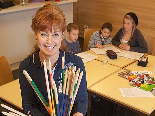 Susanne Hagen liebte ihren Job im Caritas-Lerncafé. Aber jetzt nahm sie den Hut.