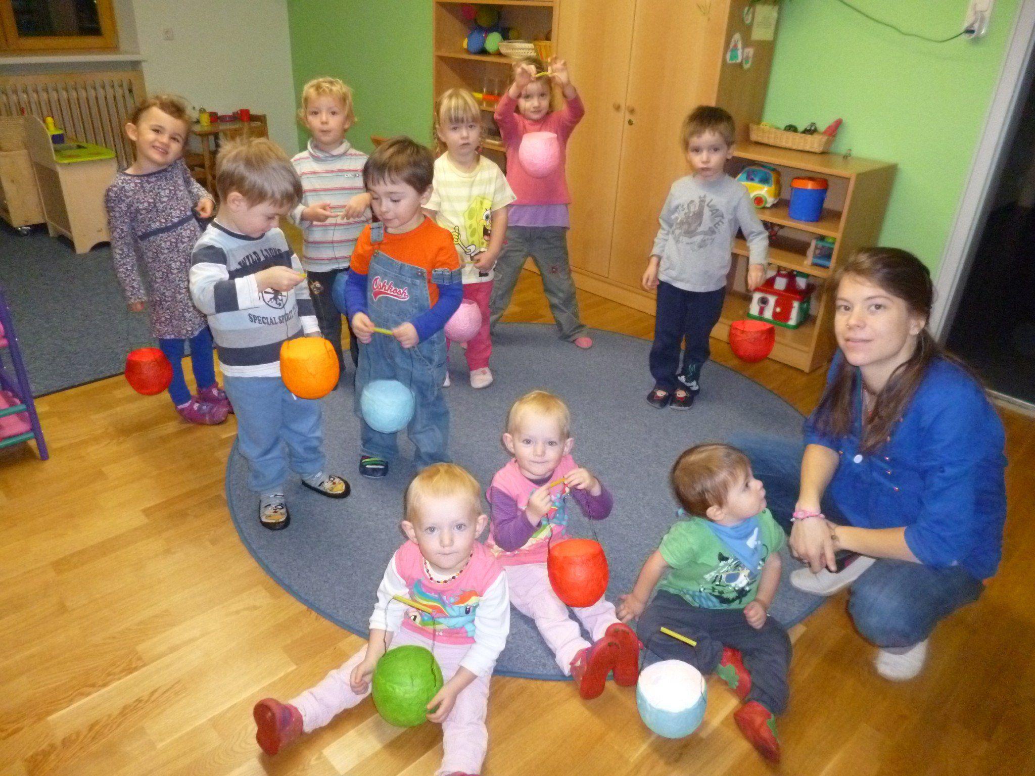 Ab sofort können Kleinkinder zwischen 1 1/2 und 3 Jahren im Kinderwerkstättli Gantschier angemeldet werden.
