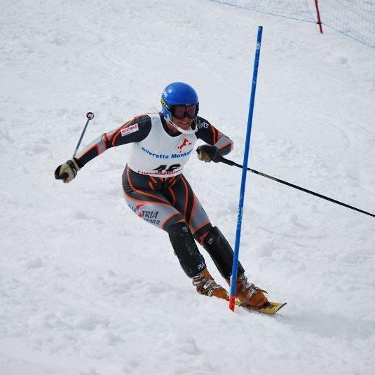 Die Dornbirnerin Stefanie Klocker holt bei den österreichischen Meisterschaften in Gaschurn dreimal Gold.