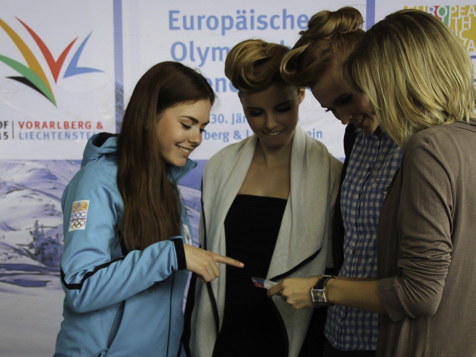 Bereits 700 Helfer wurden für die EYOF Jugendspiele gefunden.